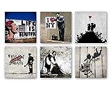 6-teiliges Bilderset von BilderKing