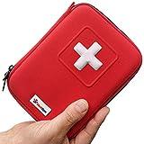 100-teiliges Erste-Hilfe-Notfallset von MediSpor in halbharter Tasche