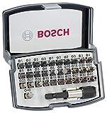 Bosch Professional 2607017319 Bit Set (Zubehör für Schraubanwendungen)