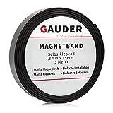 Selbstklebendes Magnetklebeband von GAUDER