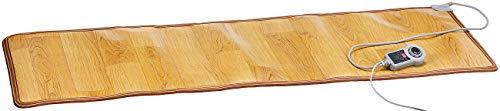 infactory Infrarot Heizmatte: Beheizbare Infrarot-Fußboden-Matte, 151 x 55 cm, bis 60 °C, 210 Watt (Fußbodenmatte)