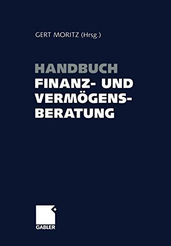 Handbuch Finanz- und Vermögensberatung
