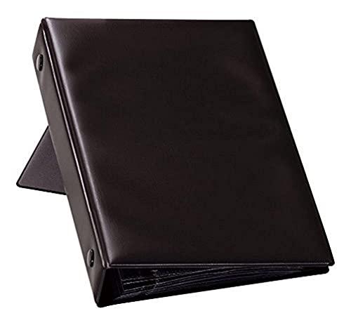 Durable Visitenkartenringbuch Visifix economy für 96 Kärtchen schwarz