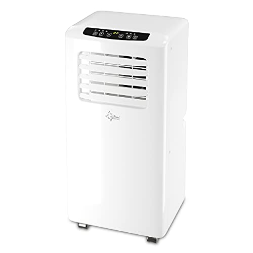 SUNTEC Mobiles Klimagerät Impuls 2.6 Eco R290 – Klimaanlage mobil und leise mit...