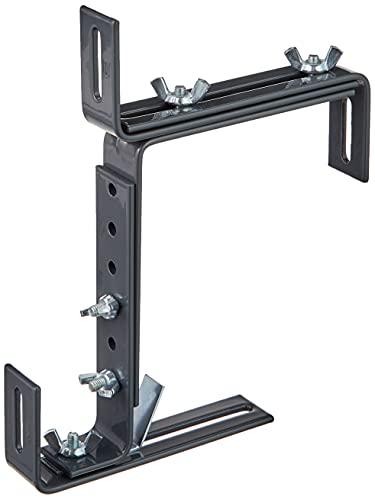 Emsa 505343 Vario Blumenkastenhalter, Tragkraft 50 kg, Anthrazit