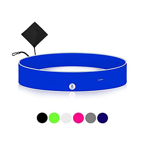 FitFeelsFun® Sportgürtel mit Reißverschlusstasche in verschiedenen Farben