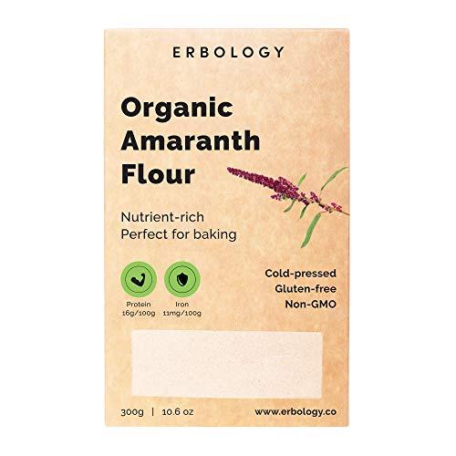 Bio Amaranthmehl 300g - Reich an Proteinen und Ballaststoffen