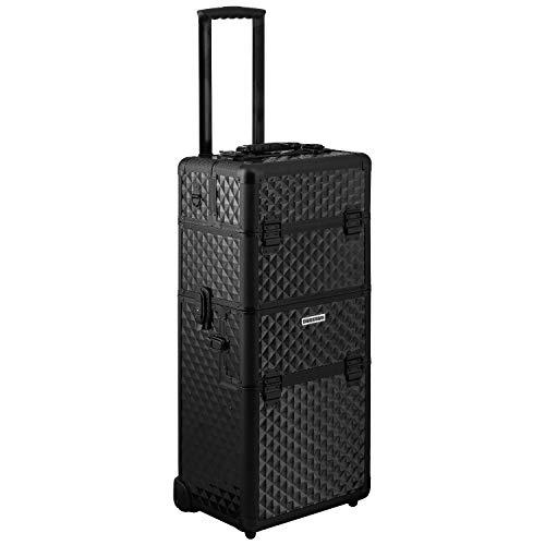 Aluminium Reisetrolley 60 Liter geeignet als Beautycase