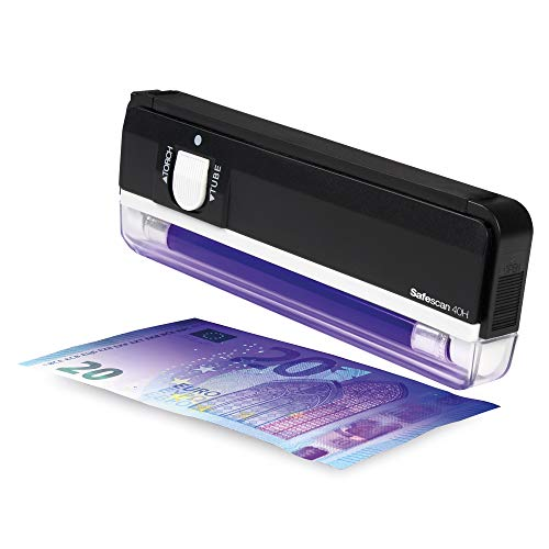 Safescan 40H - Falschgeld Prüfgerät Tragbarer UV-Detektor