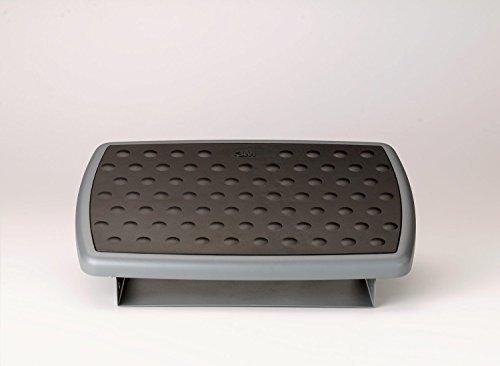 3M ergonomische Fußstütze, einstellbar, 46 x 33 cm, anthrazit