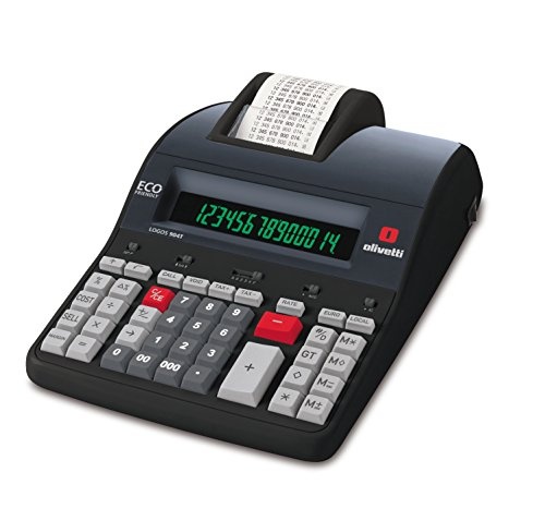 Olivetti Logos 904T Taschenrechner