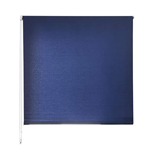 Lichtdurchlässiger Blendschutz für Bürofenster