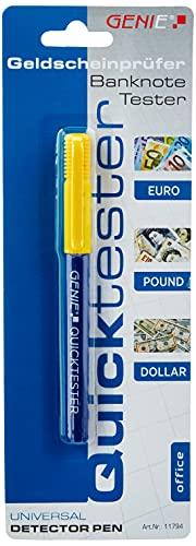 Geldscheinprüfstift Quicktester von Genie