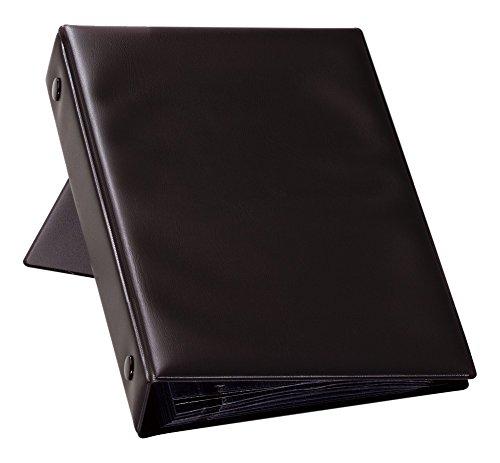 Durable 244101 Visitenkartenringbuch Visifix economy (für 96 Karten) 1 Stück schwarz