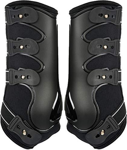 HKM Dance Dressurgamaschen schwarz One Size