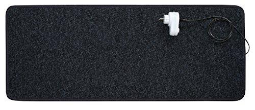 INROT Heiz Systeme 70012 INROT Infrarot Teppichheizung mit 140 Watt Leistung, 40x100cm, incl. Dimmer