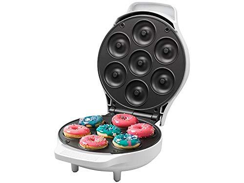 Rosenstein & Söhne Küchenhelfer: Mini-Donut-Maker, antihaftbeschichtet, 1.000 Watt...