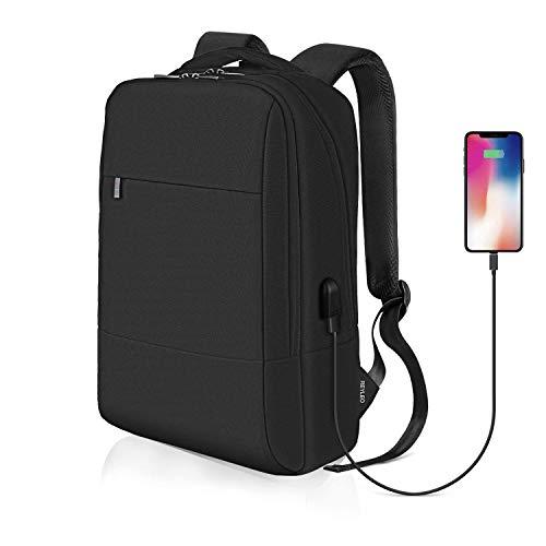REYLEO Geschäftsrucksack für Herren und Damen Laptop Tasche für Dienstreise und Schule