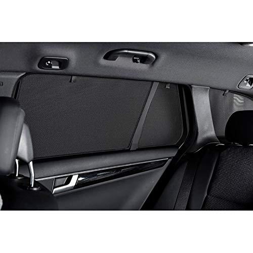 Car Shades VOL-V70-E-B Satz passend für Volvo V70 Kombi XC70 2007-(6-teilig),...