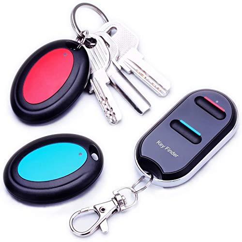 VODESON Wireless Key Finder RF Kabelloser Sachenfinder Schlüsselfinder...