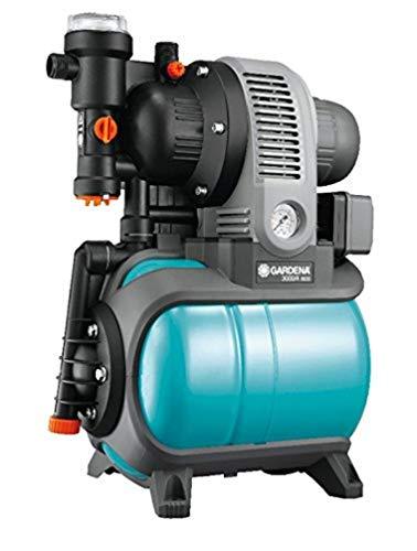 Gardena Classic Hauswasserwerk 3000/4 eco: Hauswasserpumpe mit Thermoschutzschalter,...