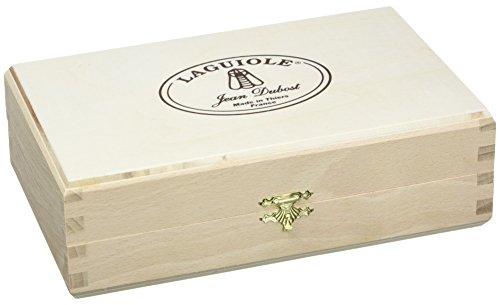 Jean Dubost 98/11696 Austernöffnerset inklusive Austernmesser