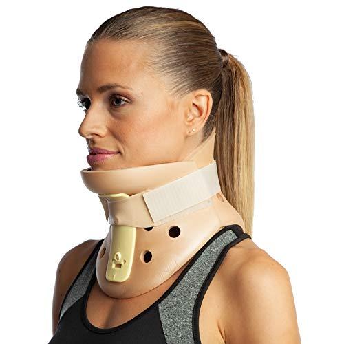 Philadelphia-Halskrause von ArmoLine, Nackenstütze, bei Bandscheibenschäden und Arthrose, Größe S, M, L, für Männer und Frauen