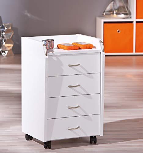 Inter Link Rollcontainer Bürocontainer Rollschrank Schubladenkommode Büroschrank...
