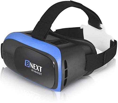 VR-Brille, Virtual Reality-Brille kompatibel mit iPhone & Android [3D Brille] -...
