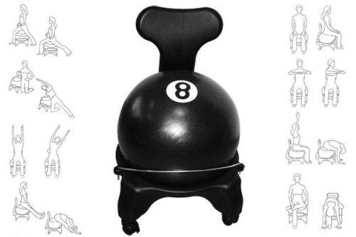 Fitness-Stuhl 'No. 8'