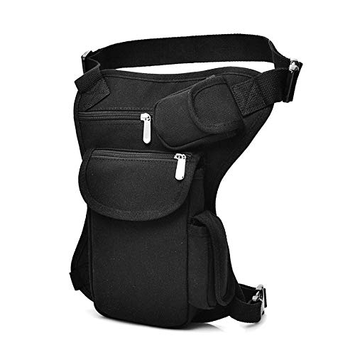 SteelFever Frau/Herren Beintasche, Reiten Beintasche für Outdoor Rennradfahren, Taille Hüfttasche, Bein Hip gürteltasche