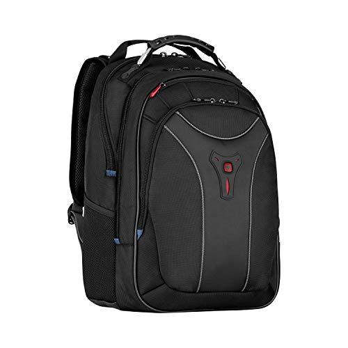 Wenger Carbon Laptop-Rucksack mit 30 Litern Volumeninhalt für Damen und Herren