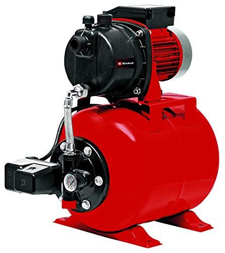 Hauswasserwerk GC-WW 6538 von Einhell, integrierter Druckregler