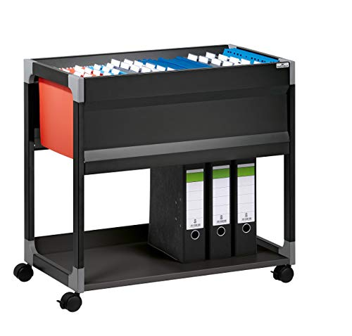 Durable System File Trolley 90 für A4-Registermappen