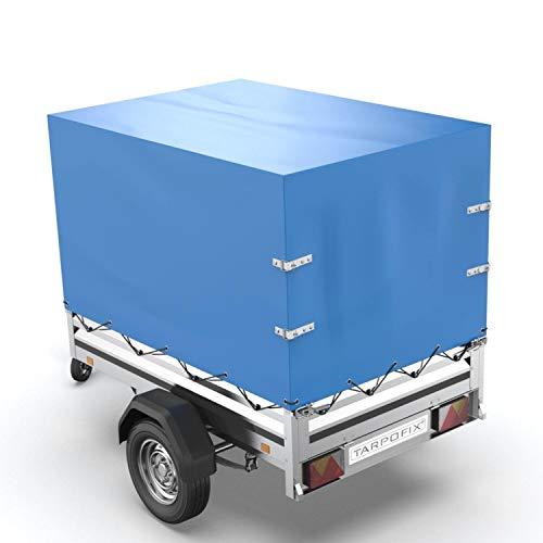 Tarpofix® Anhängerplane als Hochplane für verschiedene Anhängertypen
