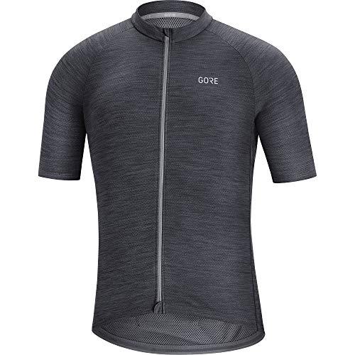 GORE WEAR Herren Wear C3 Jerseys, Black, L EU