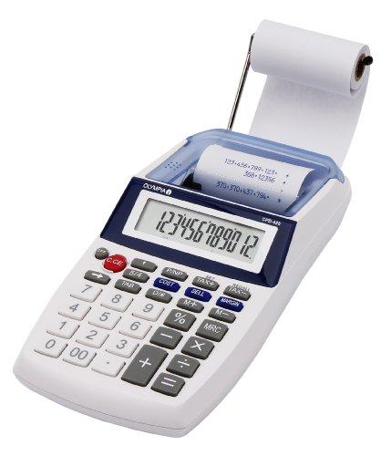 Olympia 942915039 Tischrechner CPD425 12 stelliges Display weiß