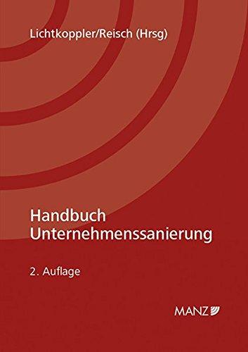 Handbuch Unternehmenssanierung