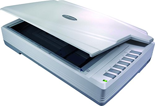 Plustek OpticPro A320L Flachbettscanner (1600dpi, LED, A3, CCD) inkl. DocAction