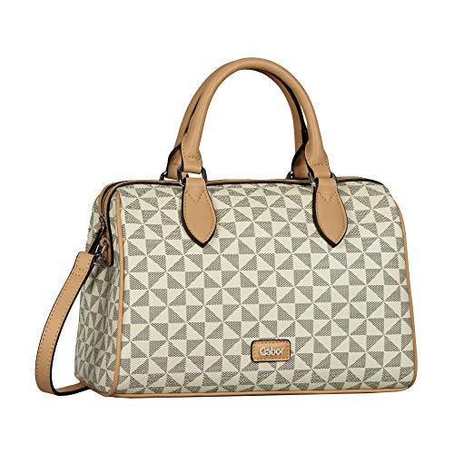 Gabor Damen Barina Bowling Bag Handtasche in verschiedenen Farben erhältlich