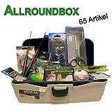Vf-Angelsport Angelkoffer Deluxe Allroundbox gefüllt 65 Teile Alles dabei