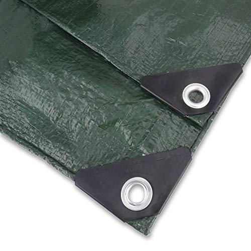 NOOR Abdeckplane Easy 90 g/m² Allzweckplane für guten Witterungsschutz