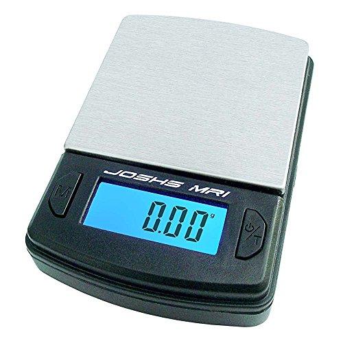 Briefwaage mit 0,01-Schritten bis 100 Gramm
