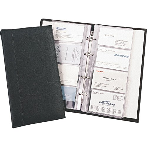 Alassio Visitenkartenringbuch inklusive A-Z-Registerverzeichnis