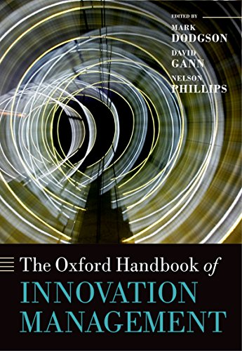 The Oxford Handbook of Innovation Management (Oxford Handbooks) (English Edition)
