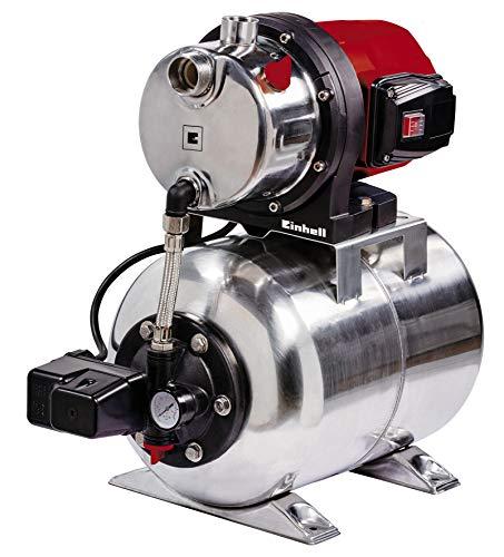 Einhell Hauswasserwerk GC-WW 1250 NN (1200 W, max. 5 bar, 5000 L/h Fördermenge, max....