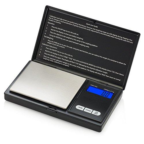 Smart Weigh Taschenwaage mit hoher Präzision