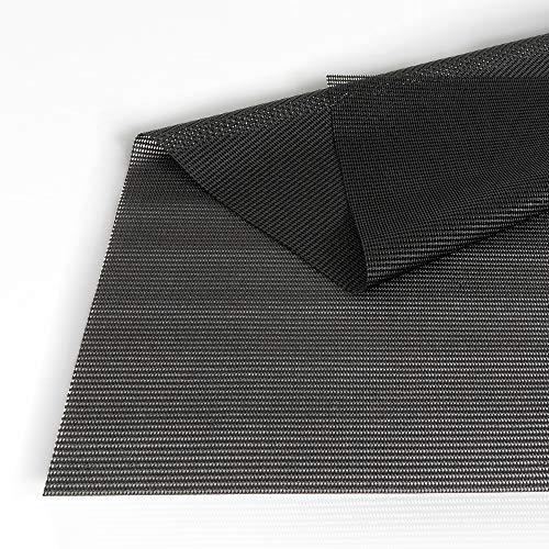 TRIBURG® Universal Antirutschmatte 120x100cm Zuschneidbar und Abwaschbar -...